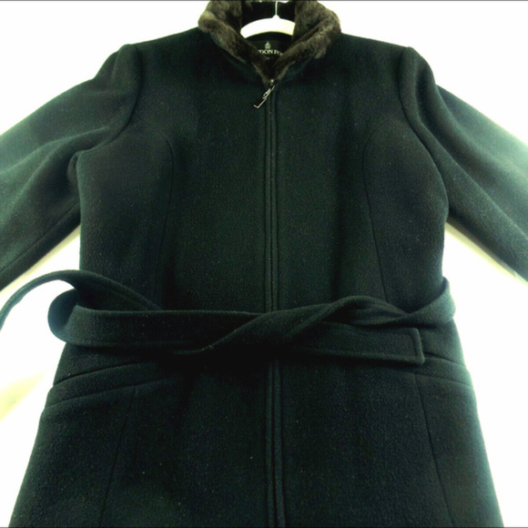 London Fog Jackets & Blazers - Women's London Fog Coat